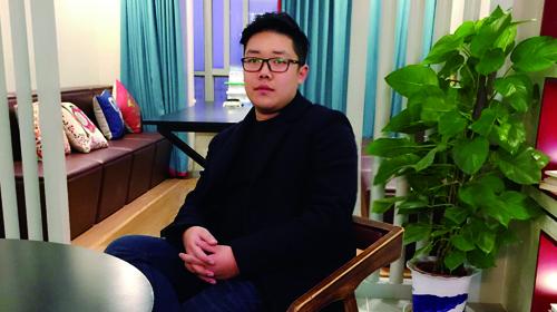 首席设计师—陈默