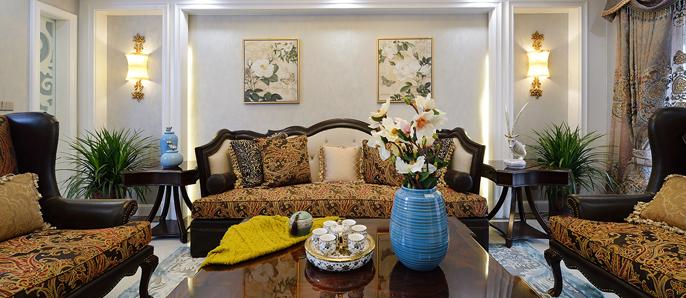 180平的新古典,这样豪气的沙发梦寐以求!